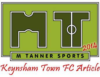Keynsham Town FC 2014