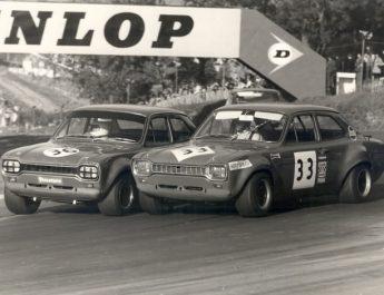 Peter Wallace racing