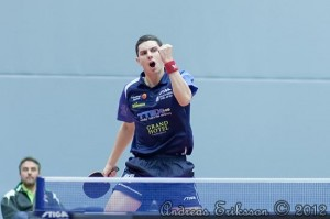 Daniel Reed Table Tennis