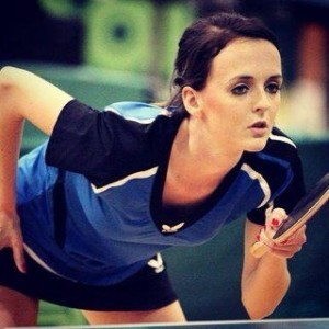 Megan Phillips Table Tennis