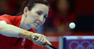 Joanna Drinkhall Table Tennis