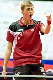 Liam Pitchford Table Tennis