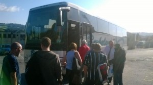 Bath City coach travel