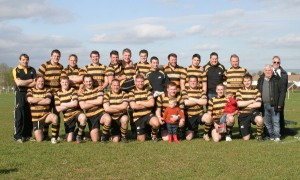 Avon Rugby squad 1415