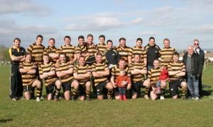 Avon Rugby squad 1415