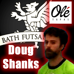 Doug Shanks Bath Futsal Club