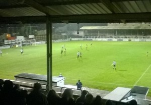 Bath City vs Shepton Mallet Somerset Premier Cup