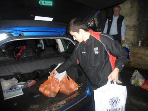 Bath City foodbank 3