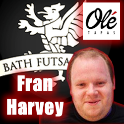 Fran Harvey Bath Futsal Cub