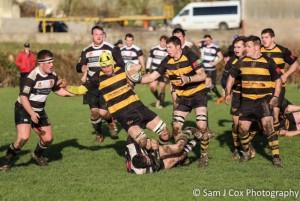Avon Rugby Club Ben Dilloway