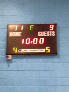 bath futsal seconds left