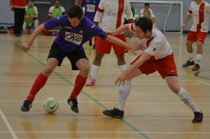 Michael Wootten Bath Futsal Club