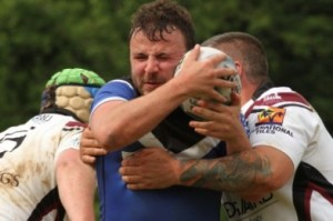 Dan Knight Bath and Wiltshire Romans Rugby League