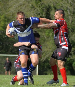 Tom Howley Bath and Wiltshire Romans Rugby League