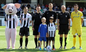 Bath city wealdstone aug 2015