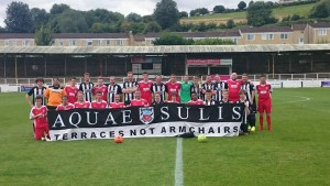 Bath City Supporters FC Aug 15