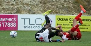 Nick McCootie Bath City FC