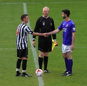 Waitrose football Bath City FC