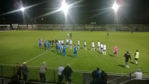 Havant & Waterlooville vs Larkhall Athletic