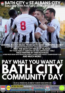 communtiy poster City Feb 2016