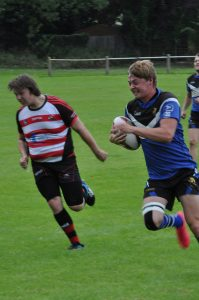 Bath and Wiltshire Romans Rugby League Tom Plance
