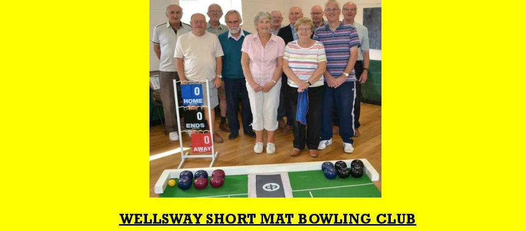 Wellsway Short Mat Bowling Club 2018