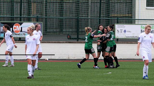 Keynsham Ladies vs Fylde Ladies FA Cup