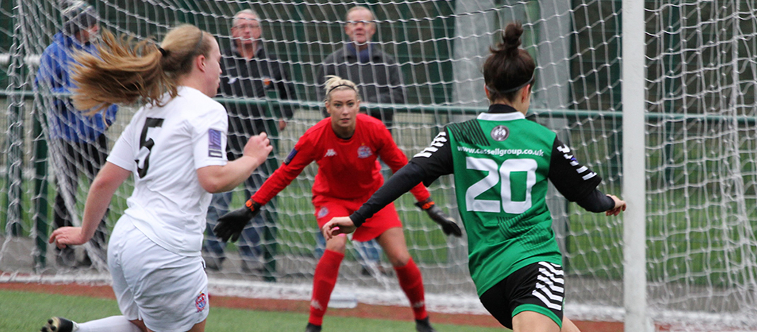 Keynsham Ladies vs Fylde FA Cup 2019