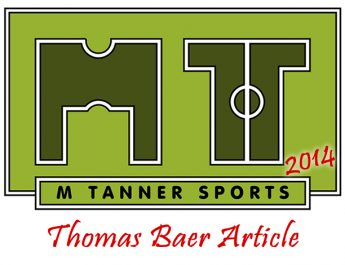 Thomas Baer Bath City FC