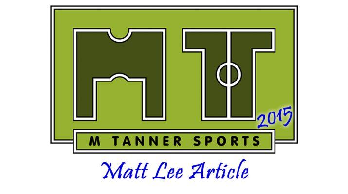 Matt Lee Football Writing