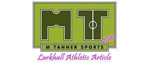 Larkhall Athletic FC 2016