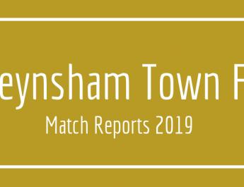 Keynsham 2-0 Portishead