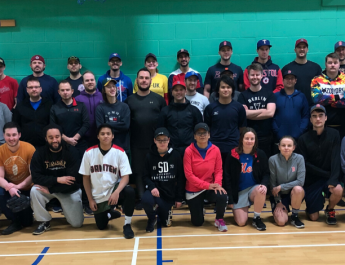 Bristol Baseball - training 2020